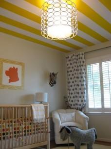 Stripe Ceiling